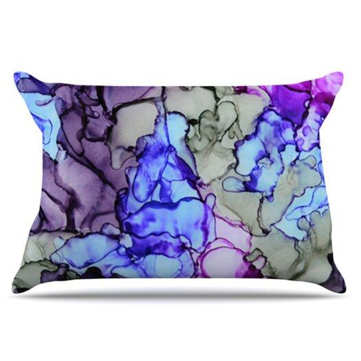 KESS InHouse String Theory Pillowcase