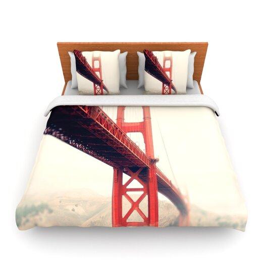 KESS InHouse Golden Gate Duvet