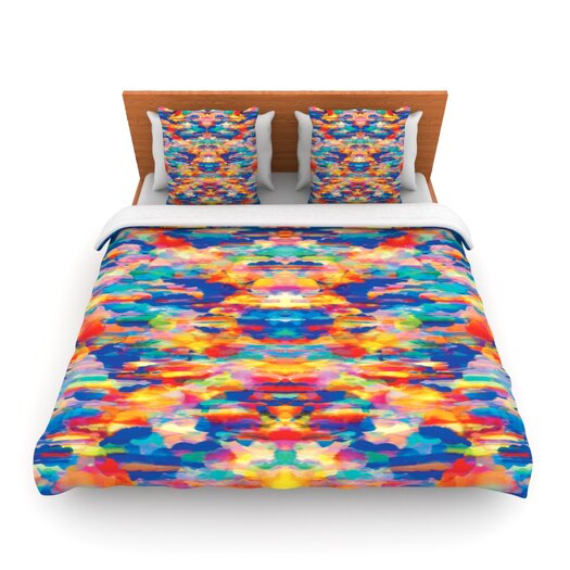 KESS InHouse Cloud Nine Duvet