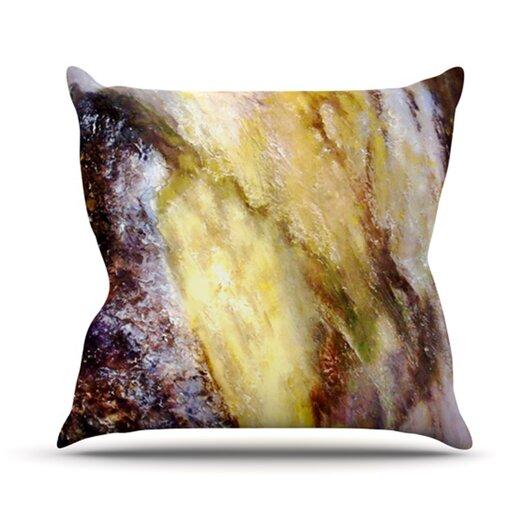 KESS InHouse Georgia Throw Pillow