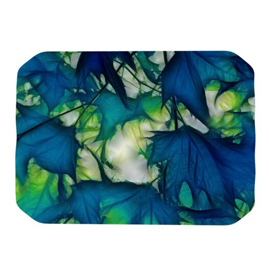 KESS InHouse Leaves Placemat
