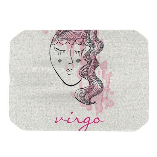 KESS InHouse Virgo Placemat