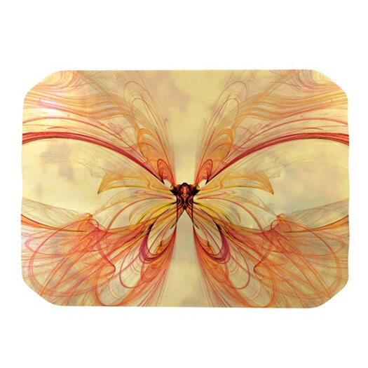 KESS InHouse Papillion Placemat