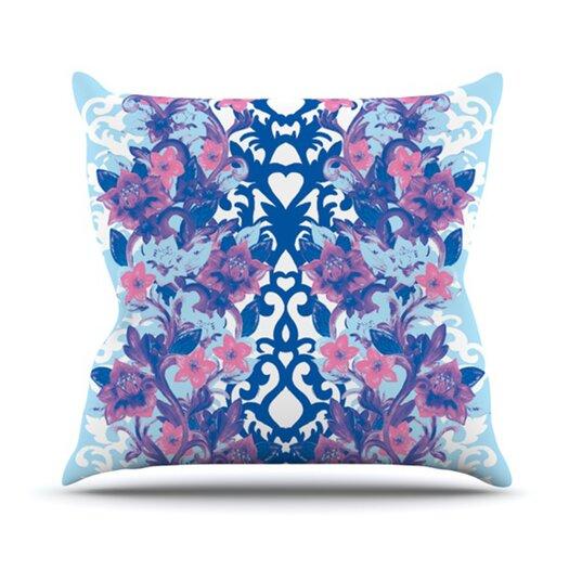 KESS InHouse Baroque Throw Pillow
