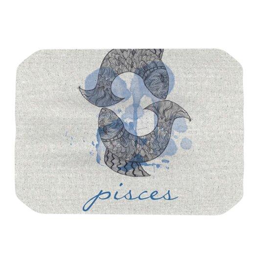 KESS InHouse Pisces Placemat