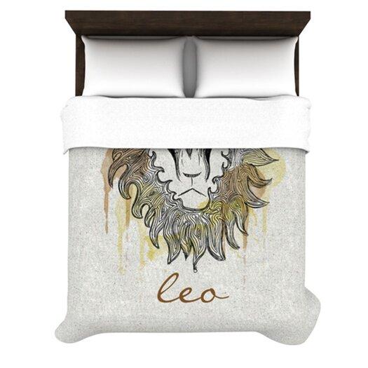 KESS InHouse Leo Duvet