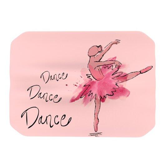 KESS InHouse Ballerina Placemat