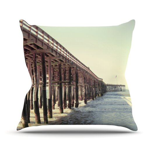 KESS InHouse Ventura Throw Pillow