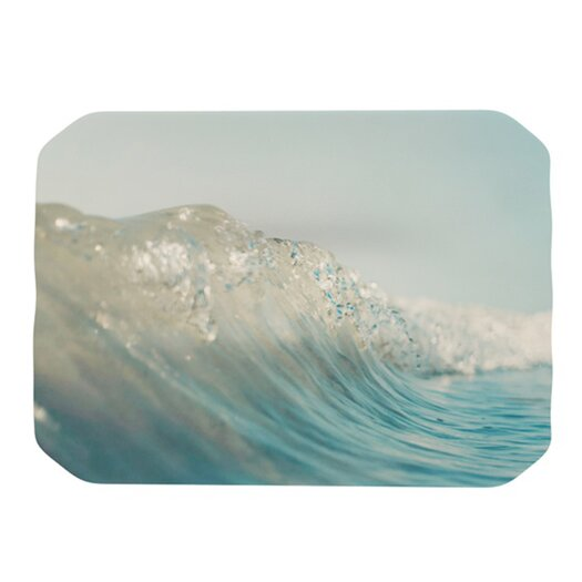 KESS InHouse The Wave Placemat