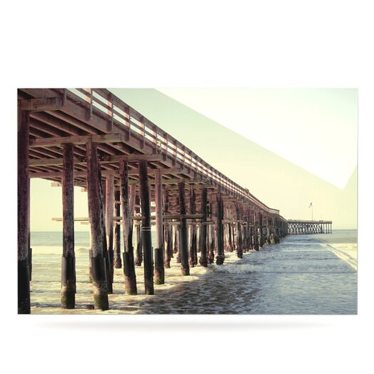 KESS InHouse Ventura by Bree Madden Photographic Print Plaque