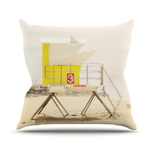 KESS InHouse Tower Throw Pillow