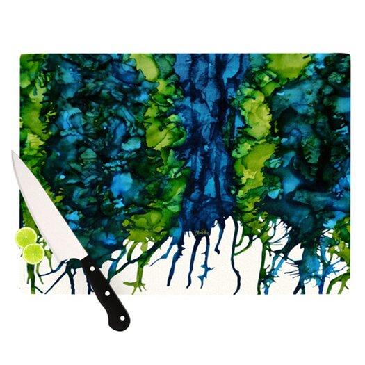 KESS InHouse Drop Cutting Board
