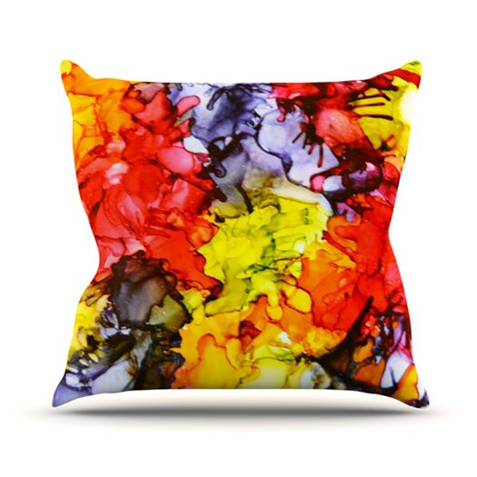 KESS InHouse Southern Comfort Throw Pillow