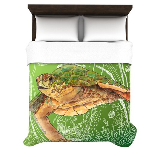 KESS InHouse Shelley Duvet