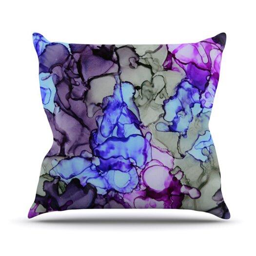 KESS InHouse String Theory Throw Pillow
