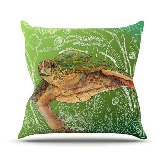 KESS InHouse Shelley Throw Pillow