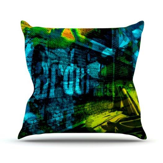 KESS InHouse Radford Throw Pillow