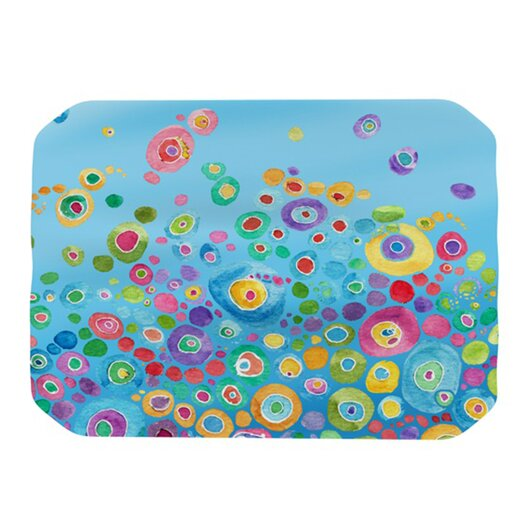 KESS InHouse Inner Circle Placemat