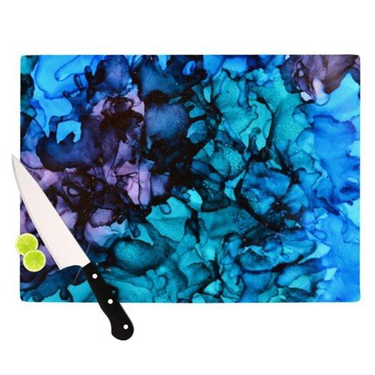 KESS InHouse Lucid Dream Cutting Board