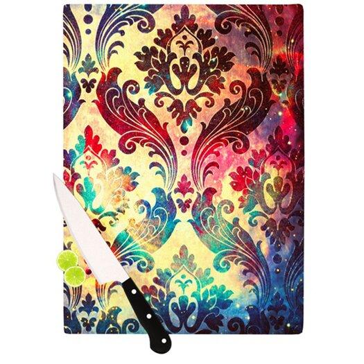KESS InHouse Galaxy Tapestry Cutting Board