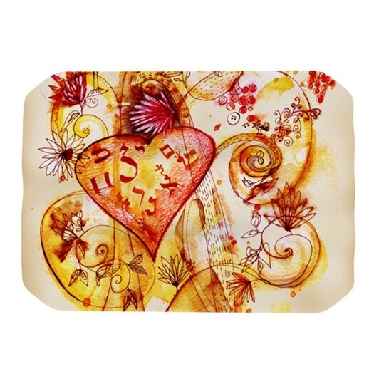 KESS InHouse Tree of Love Placemat