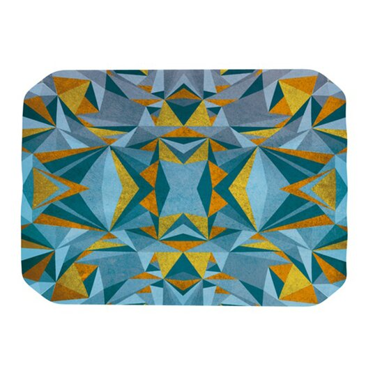 KESS InHouse Abstraction Placemat