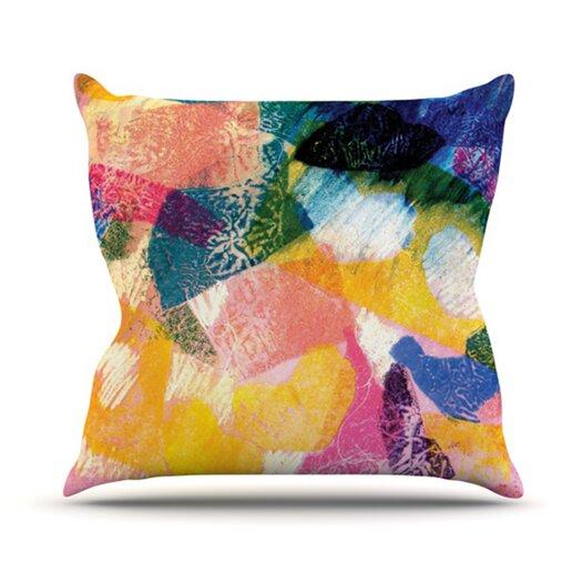 KESS InHouse Texture Throw Pillow