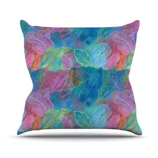 KESS InHouse Rabisco Throw Pillow