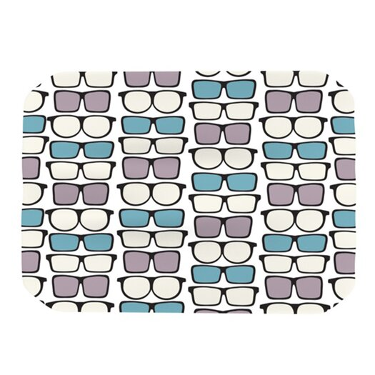 KESS InHouse Spectacles Geek Chic Placemat