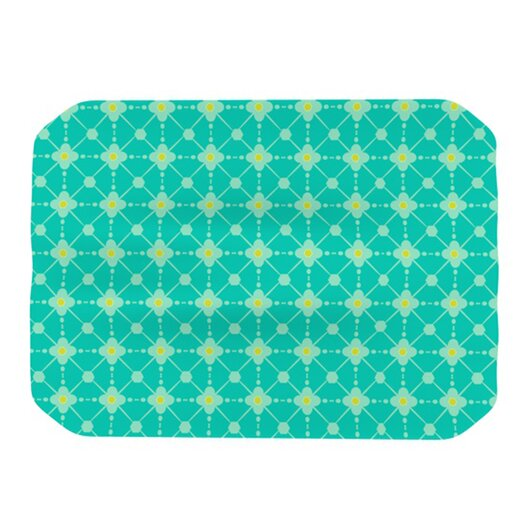 KESS InHouse Hive Blooms Placemat