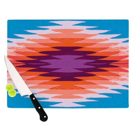 KESS InHouse Surf Lovin Hawaii Cutting Board
