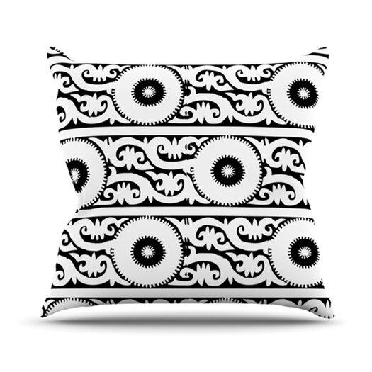 KESS InHouse Samarkand Throw Pillow