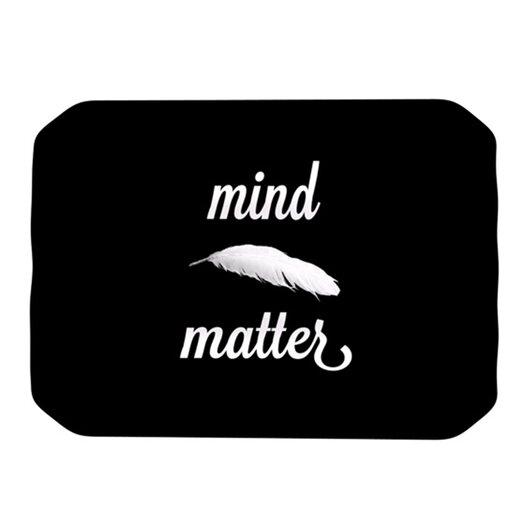 KESS InHouse Mind Over Matter Placemat