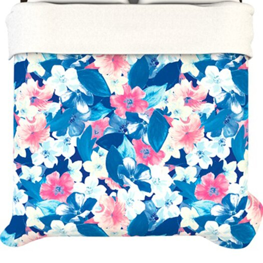 KESS InHouse Bloom Duvet