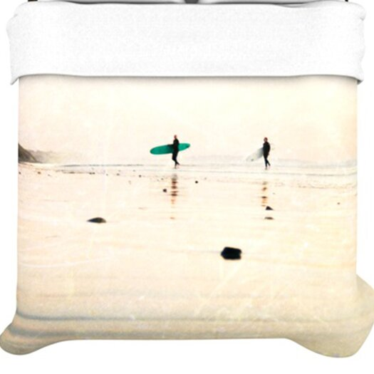 KESS InHouse Surfers Duvet