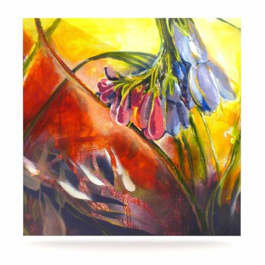 KESS InHouse Progression by Kristin Humphrey Painting Print Plaque