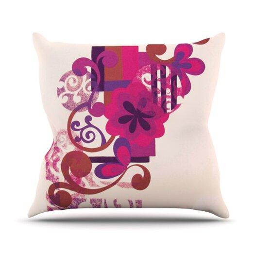KESS InHouse Throw Pillow