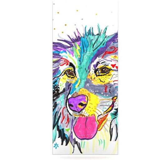 KESS InHouse Daily by Rebecca Fischer Graphic Art Plaque
