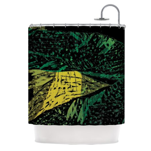 KESS InHouse Family 1 Polyester Shower Curtain