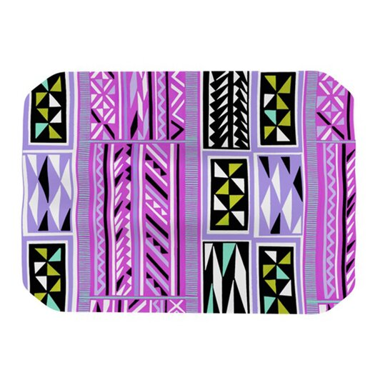 KESS InHouse American Blanket Pattern II Placemat
