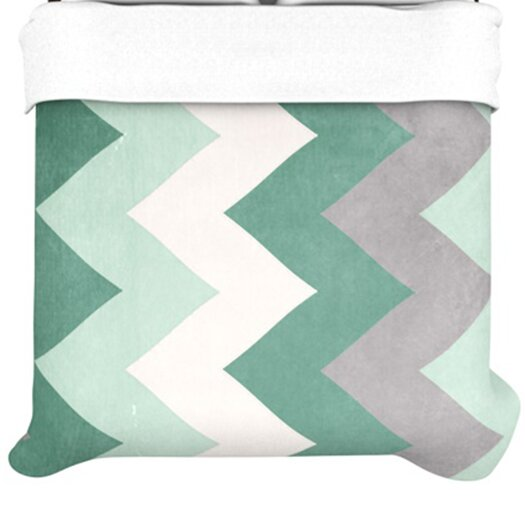 KESS InHouse Winter Duvet