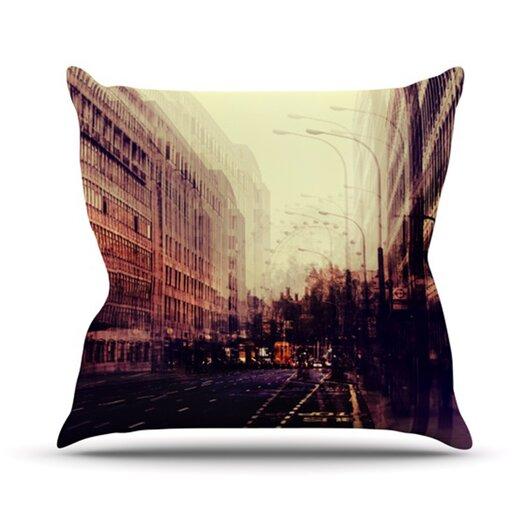 KESS InHouse London Throw Pillow