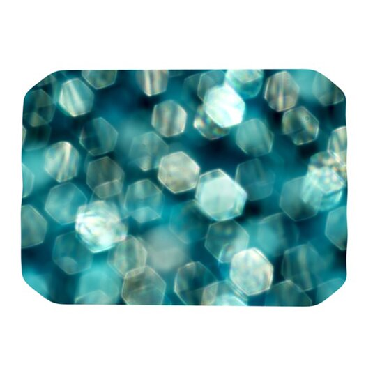 KESS InHouse Shades of Blue Placemat