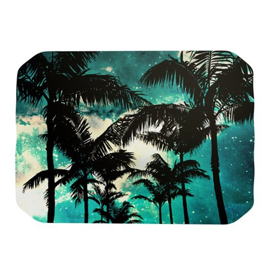 KESS InHouse Palm Trees and Stars Placemat