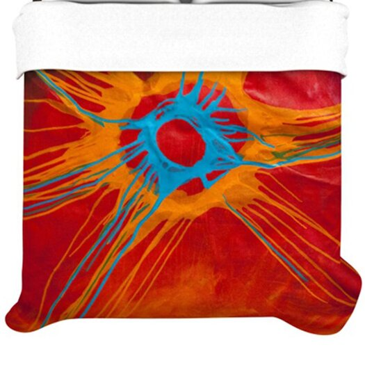 KESS InHouse Eclipse Duvet Cover