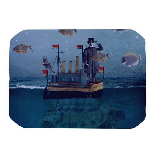KESS InHouse The Voyage Placemat