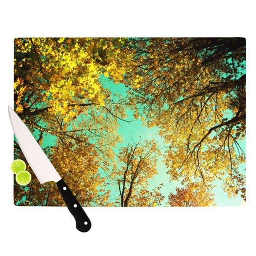 KESS InHouse Vantage Point Cutting Board