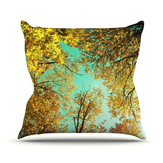 KESS InHouse Vantage Point Throw Pillow
