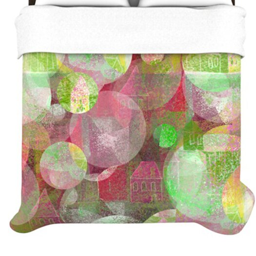 KESS InHouse Dream Place Duvet Cover