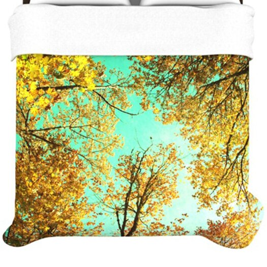 KESS InHouse Vantage Point Duvet Cover